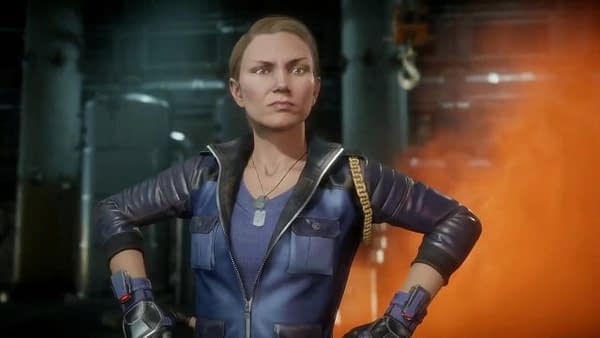 Mortal Kombat 11 Players Are Roasting Ronda Rousey's Performance