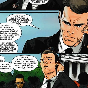 So How Did Phil Coulson Come Back From The Dead Anyway (Avengers #32 Spoilers)