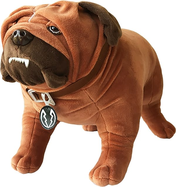 lockjaw plush