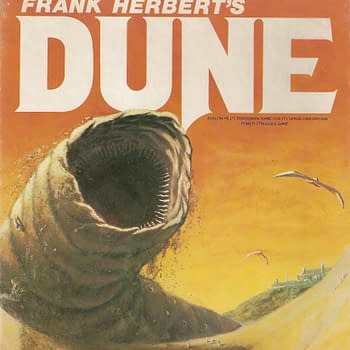 Gale Force Nine Nabs Tabletop Gaming Rights for Dune