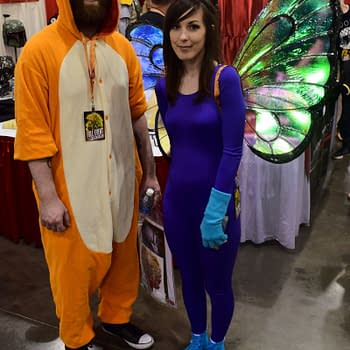 A Final 51 Shots Of Phoenix Comicon Cosplay From Sunday…
