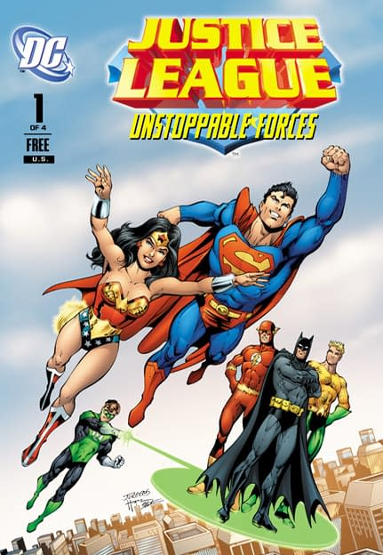 Trix Are For Kids: DC Strikes Deal To Put Four-Issue Justice League Series In Cereal Boxes