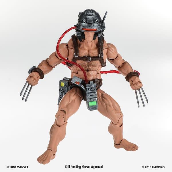 Marvel Legends Weapon X Figure