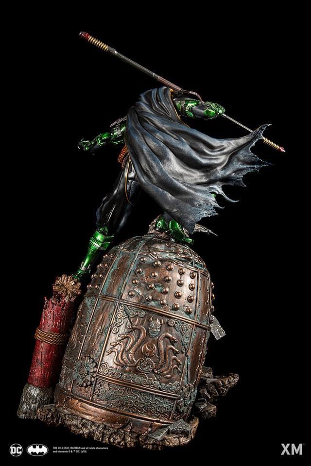 Robin Becomes a Samurai with New XM Studios Statue