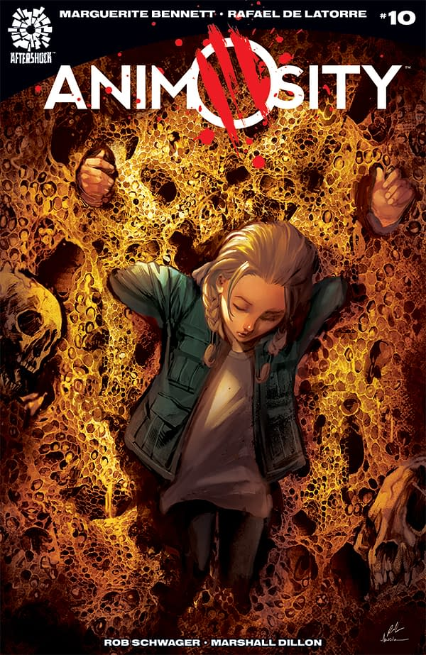 Animosity Evolution Launches In AfterShock Comics Full Solicits For October 2017