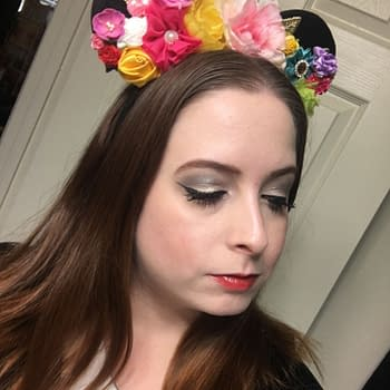 Nerd Beauty: Target's Mickey Mouse Eyeshadow Palette