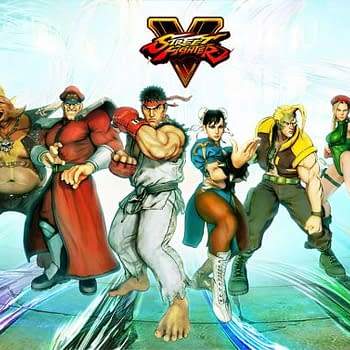 Street Fighter V: Arcade Editions February Patch Includes Bug Fixes