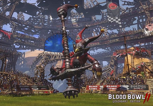Spiking The Ball For Real: A Review Of 'Blood Bowl 2: Legendary Edition'