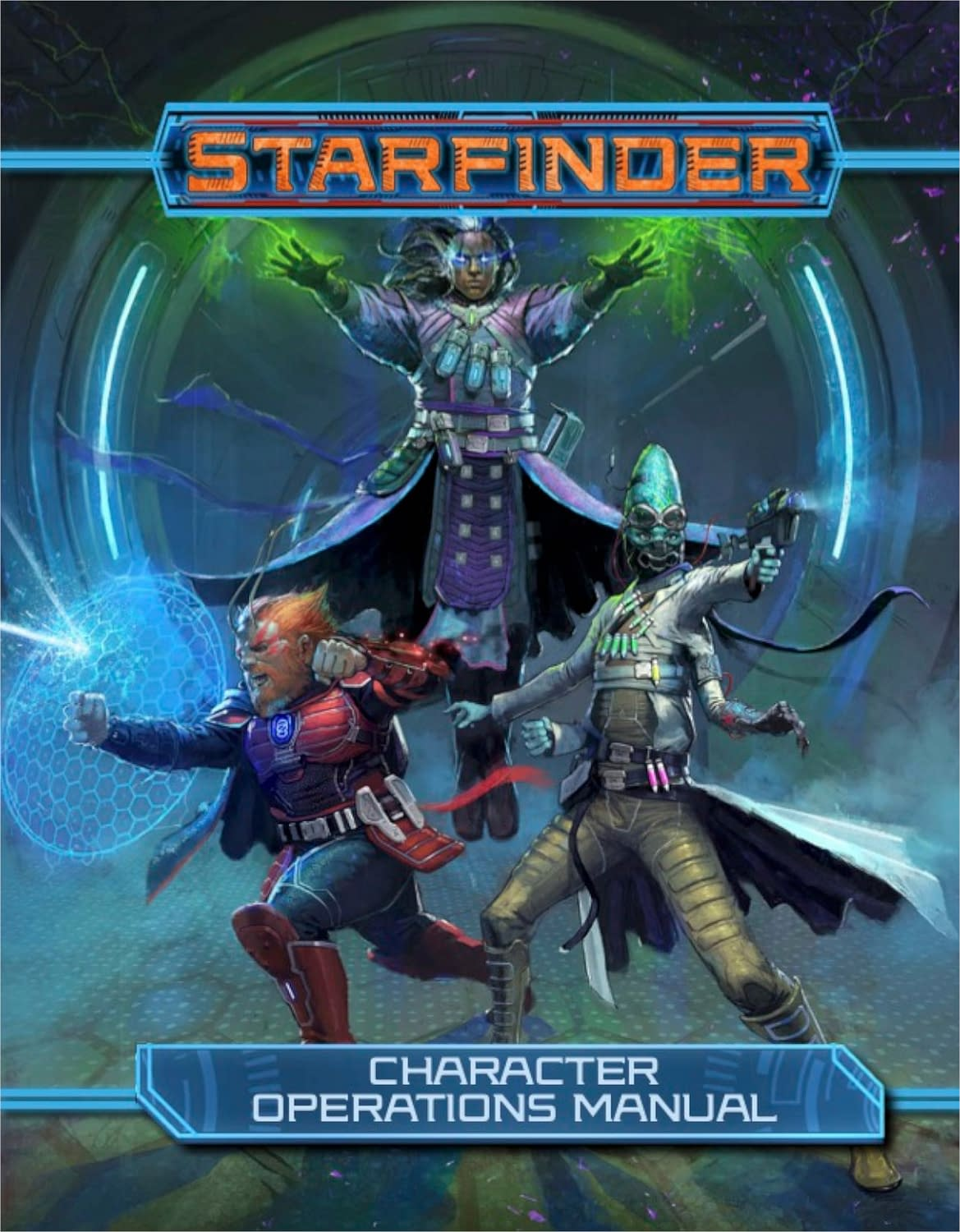 """Starfinder Character Operations Manual"" Brings New Classes"