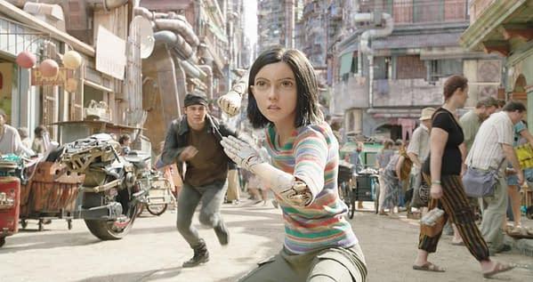 Robert Rodriguez Primed to Direct Second 'Alita: Battle Angel' Film