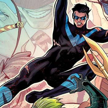 Nightwing #24 Review: Nightwing Runs The Gauntlet