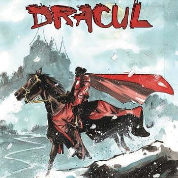 Vlad Dracul #1 Review: A Complicated Depiction of the Horror Icon