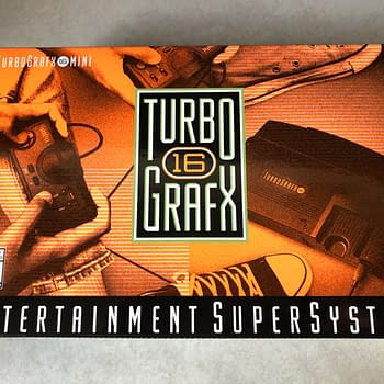 TurboGrafx-16 Mini Console Packaging-1