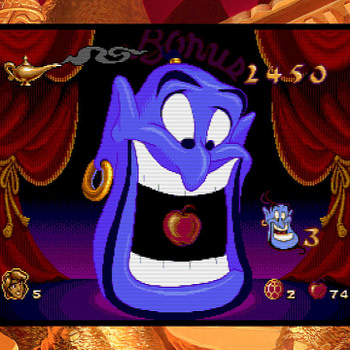 """""""Disney Classic Games: Aladdin & The Lion King"""" Is Coming In October"""