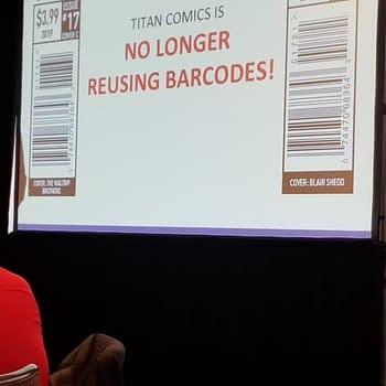 Titan Comics Promises to Stop Reusing Barcodes