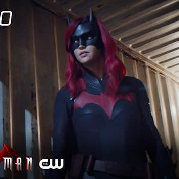 Ruby Rose as Batwoman in Batwoman, courtesy of The CW.