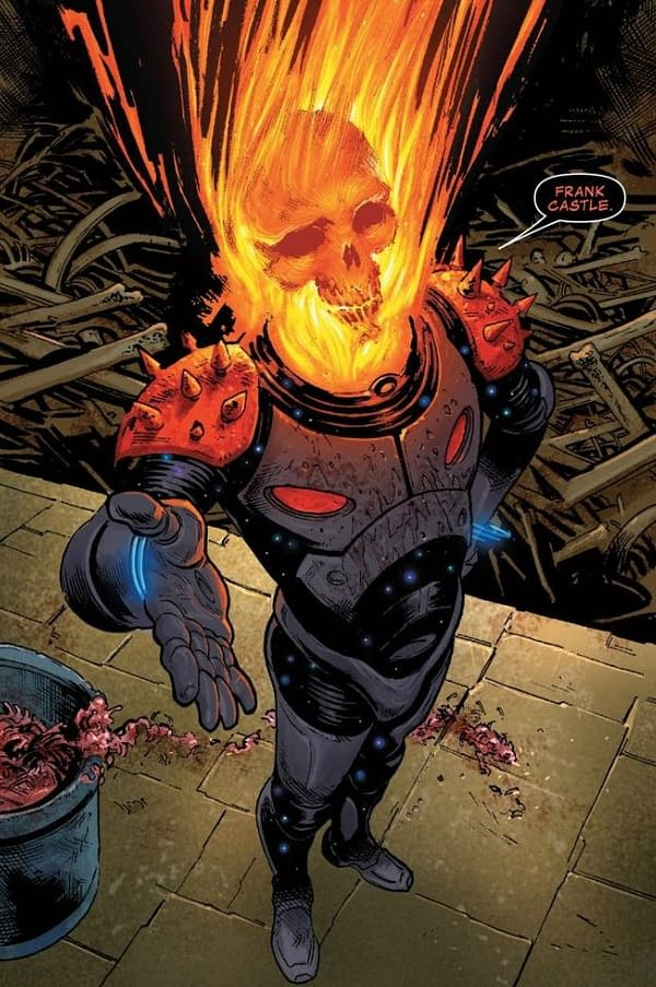 Marvel Rumours Spilling Out of ComicsPRO – A Cosmic Ghost Rider Series?