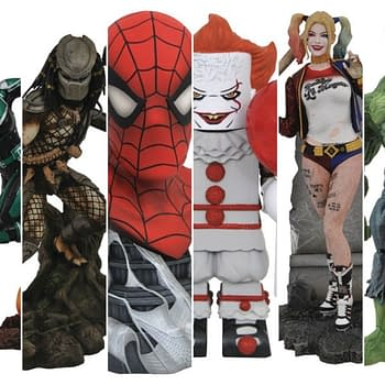 Diamond Select Toys June Solicitations: Gentle Giant NBX Marvel DC and More