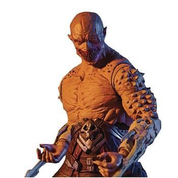 Mortal Kombat Kitana and Baraka McFarlane Toys Reveals