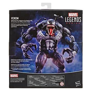 Venom is Back with New Marvel Legends BAF Single Release