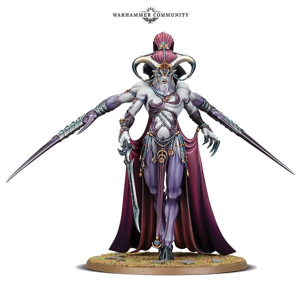 GW Sneaks a Peak at a Whole Lot of Slaanesh... Goodness?