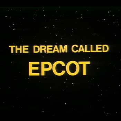 dream called epcot