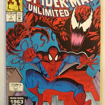 First Appearance of Shriek in Spider-Man Unlimited #1 Flying off eBay After Venom 2 Rumours