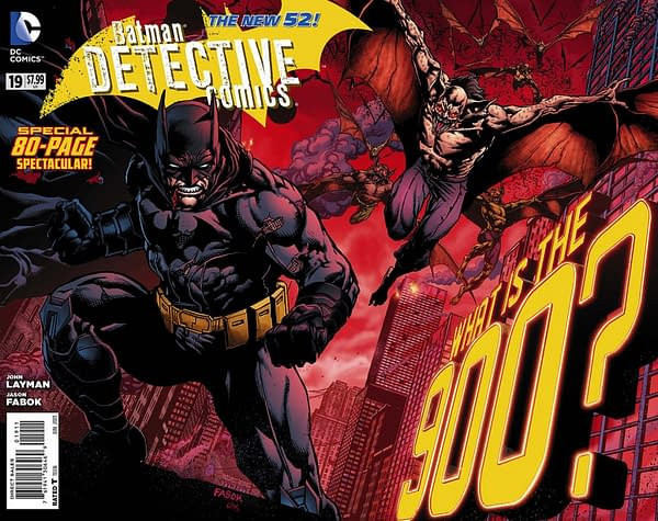 Dan DiDio On DC Comics And Acknowledging Legacy Numbering