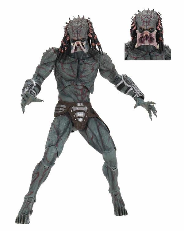 NECA Assassin Predator 1