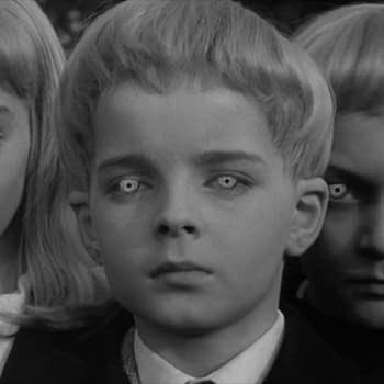A scene from the 1960s Village of the Damned (Image: MGM).