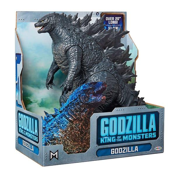 Godzilla King of the Monsters Jakks 1