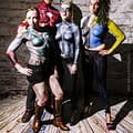 The Beautifully Photographed Cosplay Of Birmingham Comics Festival