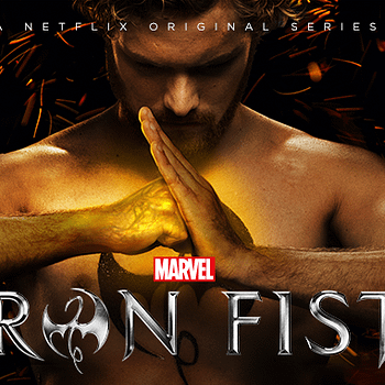 New Promo For Marvels Iron Fist Now With More Dubstep