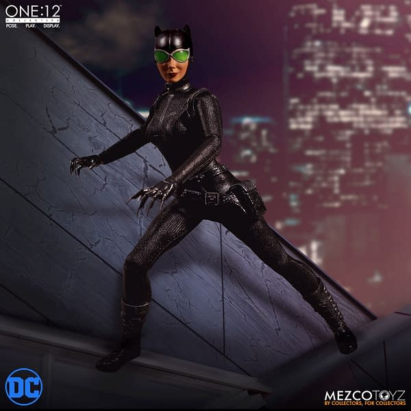 Catwoman One:12 Collective Figure Up for Order Now
