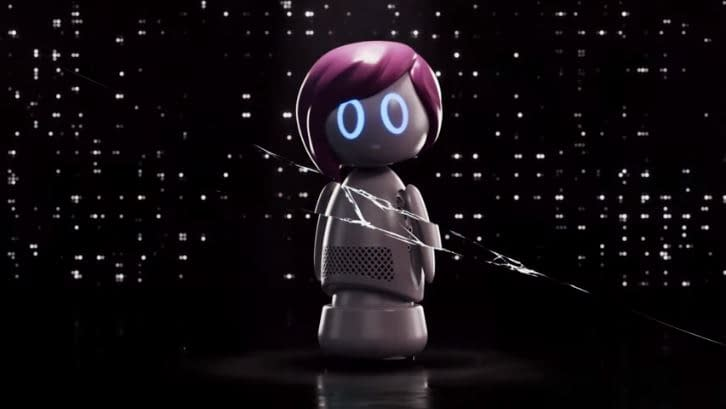 """""""Black Mirror"""": Ashley O's """"On A Roll"""" in World Premiere Music Video"""