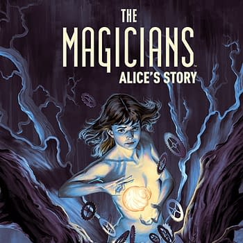 "Grossman and Sturges Re-Team with BOOM! for More ""The Magicians"" Comics"