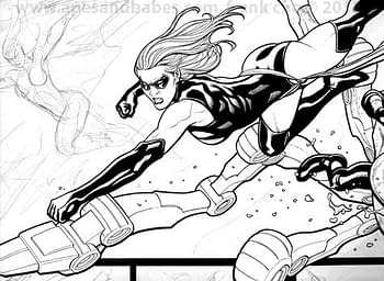 Ms. Marvel, from Avengers vs. X-Men