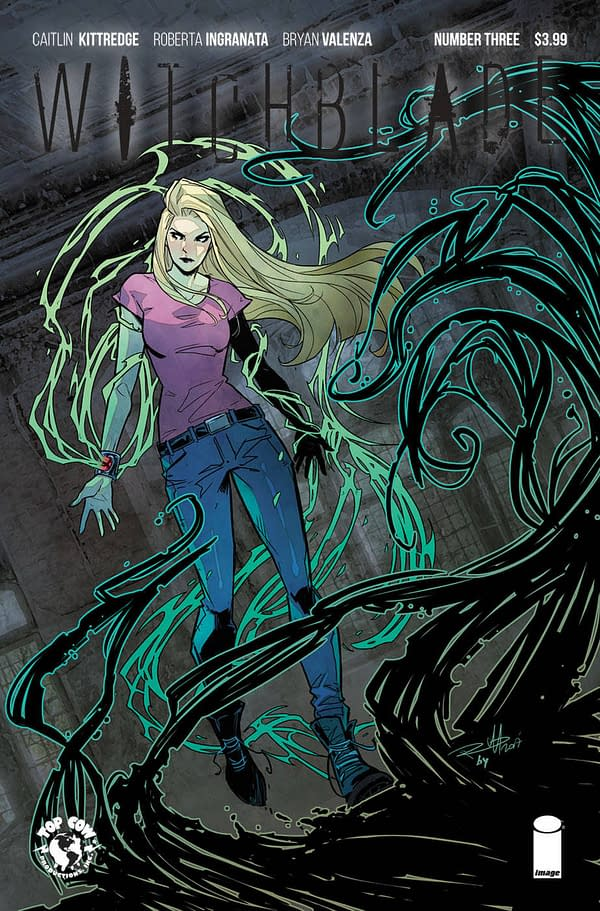 Witchblade by Top Cow