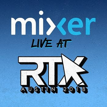 Rooster Teeth and Mixer Partner Up for RTX Austin 2018