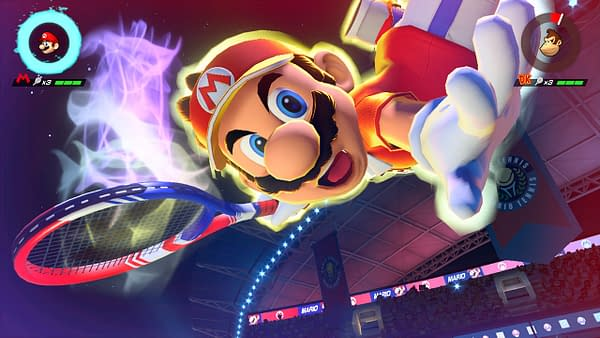 Mario Tennis Aces is getting a new free update for June, courtesy of Nintendo.