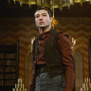 Ezra Miller Had Serious Meltdown About THAT Fantastic Beasts Spoiler