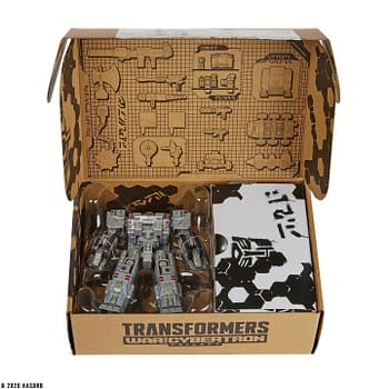 Transformers War for Cybertron Weaponizer Pack Revealed by Hasbro