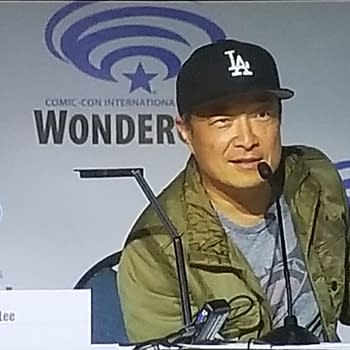 Jim Lee Has Told His Origin Story So Often That He Let Fans at #WonderCon 2018 Tell It Instead