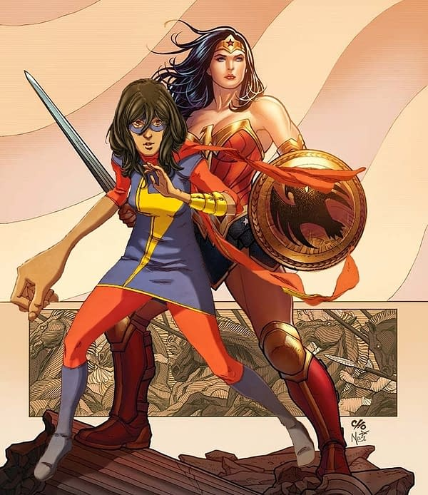 G. Willow Wilson Confirmed as Writer on Wonder Woman