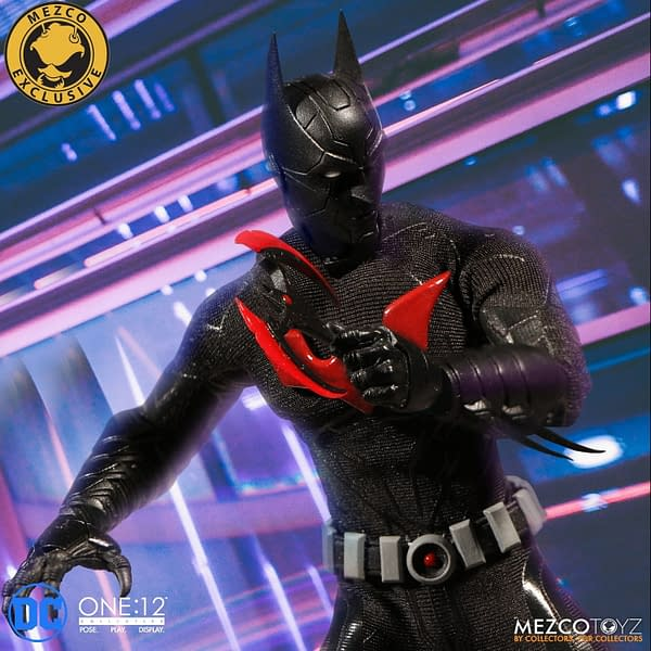 Batman Beyond One 12 Collective Figure Exclusive 13