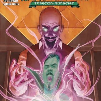 Doctor Strange Struggles with a Work/Life Balance in Dr. Strange #4 [Preview]