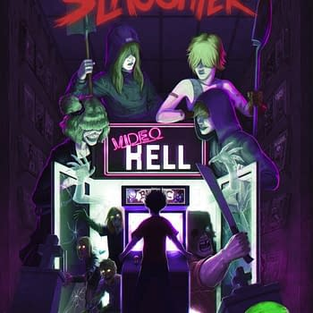 Cullen Bunn's Video Store Horror Anthology, Graveyard Slaughter, Hits Kickstarter