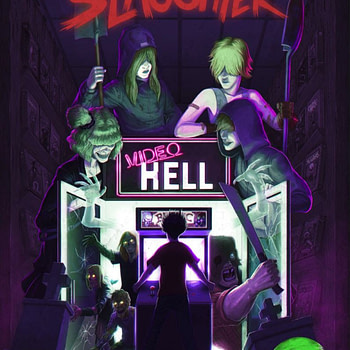 Cullen Bunn's Video Store Horror Anthology, Graveyard Slaughter, Hits Kickstarter