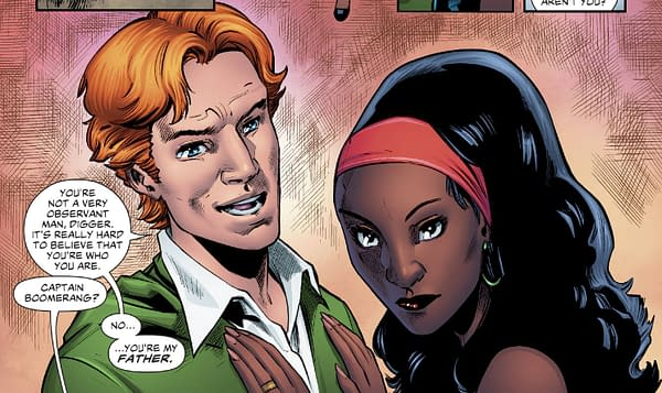 Will Captain Boomerang's Kid Replace Barry Allen (and Wally West) as the Flash For DC Comics' 5G