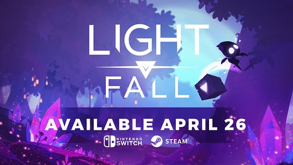 Light Fall Announced for an April 26th Release on Steam and Switch